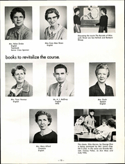 Page 17, 1960 Edition, Trimble Technical High School - Bulldog Yearbook (Fort Worth, TX) online yearbook collection