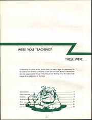 Page 8, 1960 Edition, Trimble Technical High School - Bulldog Yearbook (Fort Worth, TX) online yearbook collection