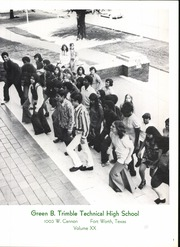 Page 3, 1973 Edition, Trimble Technical High School - Bulldog Yearbook (Fort Worth, TX) online yearbook collection