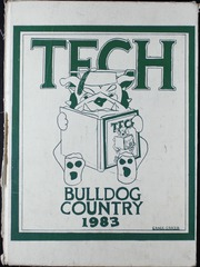Trimble Technical High School - Bulldog Yearbook (Fort Worth, TX) online yearbook collection, 1983 Edition, Page 1