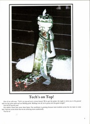 Page 11, 1984 Edition, Trimble Technical High School - Bulldog Yearbook (Fort Worth, TX) online yearbook collection
