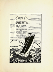 Page 7, 1924 Edition, North Dallas High School - Viking Yearbook (Dallas, TX) online yearbook collection