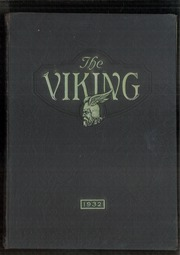 1932 Edition, North Dallas High School - Viking Yearbook (Dallas, TX)