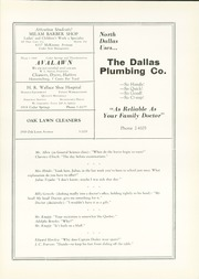 Page 127, 1933 Edition, North Dallas High School - Viking Yearbook (Dallas, TX) online yearbook collection