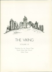 Page 7, 1933 Edition, North Dallas High School - Viking Yearbook (Dallas, TX) online yearbook collection