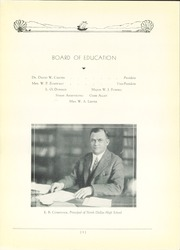 Page 7, 1934 Edition, North Dallas High School - Viking Yearbook (Dallas, TX) online yearbook collection
