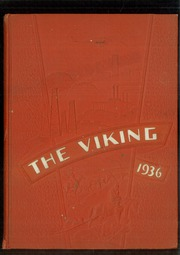 1936 Edition, North Dallas High School - Viking Yearbook (Dallas, TX)