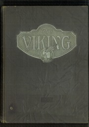 1937 Edition, North Dallas High School - Viking Yearbook (Dallas, TX)