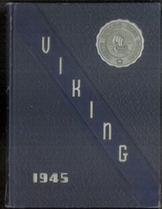 1945 Edition, North Dallas High School - Viking Yearbook (Dallas, TX)