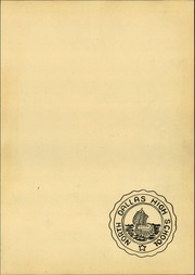 Page 3, 1947 Edition, North Dallas High School - Viking Yearbook (Dallas, TX) online yearbook collection