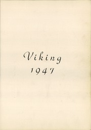 Page 7, 1947 Edition, North Dallas High School - Viking Yearbook (Dallas, TX) online yearbook collection