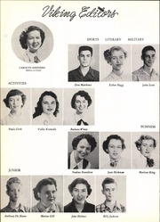 Page 12, 1952 Edition, North Dallas High School - Viking Yearbook (Dallas, TX) online yearbook collection