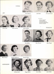 Page 13, 1952 Edition, North Dallas High School - Viking Yearbook (Dallas, TX) online yearbook collection