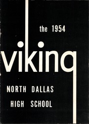 Page 5, 1954 Edition, North Dallas High School - Viking Yearbook (Dallas, TX) online yearbook collection