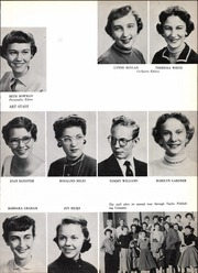 Page 13, 1955 Edition, North Dallas High School - Viking Yearbook (Dallas, TX) online yearbook collection