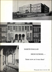 Page 8, 1955 Edition, North Dallas High School - Viking Yearbook (Dallas, TX) online yearbook collection