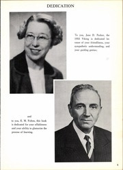 Page 9, 1955 Edition, North Dallas High School - Viking Yearbook (Dallas, TX) online yearbook collection