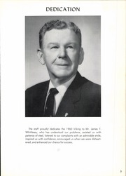 Page 9, 1960 Edition, North Dallas High School - Viking Yearbook (Dallas, TX) online yearbook collection