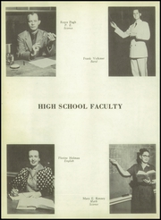 Page 10, 1955 Edition, Calallen High School - Wildcat Yearbook (Corpus Christi, TX) online yearbook collection