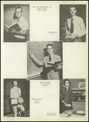 Page 11, 1955 Edition, Calallen High School - Wildcat Yearbook (Corpus Christi, TX) online yearbook collection