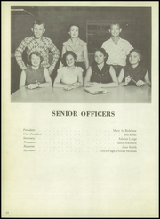 Page 14, 1955 Edition, Calallen High School - Wildcat Yearbook (Corpus Christi, TX) online yearbook collection