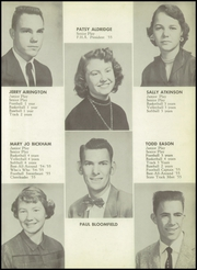 Page 15, 1955 Edition, Calallen High School - Wildcat Yearbook (Corpus Christi, TX) online yearbook collection