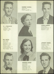 Page 16, 1955 Edition, Calallen High School - Wildcat Yearbook (Corpus Christi, TX) online yearbook collection