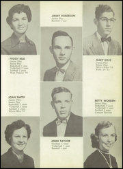 Page 17, 1955 Edition, Calallen High School - Wildcat Yearbook (Corpus Christi, TX) online yearbook collection