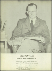 Page 6, 1955 Edition, Calallen High School - Wildcat Yearbook (Corpus Christi, TX) online yearbook collection
