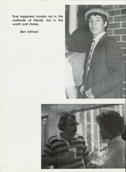 Page 8, 1982 Edition, Nolan High School - Lepanto Yearbook (Fort Worth, TX) online yearbook collection