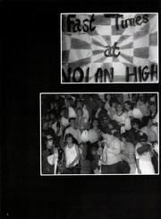 Page 10, 1984 Edition, Nolan High School - Lepanto Yearbook (Fort Worth, TX) online yearbook collection