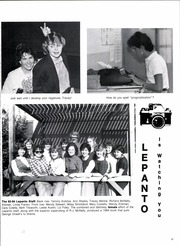 Page 101, 1984 Edition, Nolan High School - Lepanto Yearbook (Fort Worth, TX) online yearbook collection