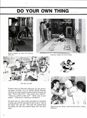 Page 14, 1984 Edition, Nolan High School - Lepanto Yearbook (Fort Worth, TX) online yearbook collection