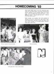 Page 15, 1984 Edition, Nolan High School - Lepanto Yearbook (Fort Worth, TX) online yearbook collection