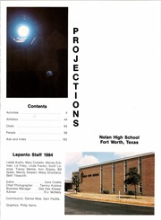 Page 5, 1984 Edition, Nolan High School - Lepanto Yearbook (Fort Worth, TX) online yearbook collection