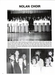 Page 98, 1984 Edition, Nolan High School - Lepanto Yearbook (Fort Worth, TX) online yearbook collection