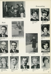 Page 15, 1966 Edition, H Grady Spruce High School - Tipi Yearbook (Dallas, TX) online yearbook collection