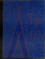 1969 Edition, H Grady Spruce High School - Tipi Yearbook (Dallas, TX)
