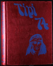 1974 Edition, H Grady Spruce High School - Tipi Yearbook (Dallas, TX)