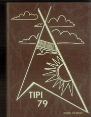 1979 Edition, H Grady Spruce High School - Tipi Yearbook (Dallas, TX)