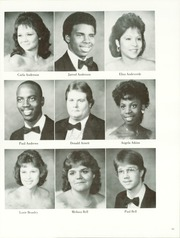 Page 15, 1986 Edition, H Grady Spruce High School - Tipi Yearbook (Dallas, TX) online yearbook collection