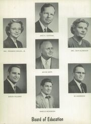 Page 14, 1956 Edition, Waxahachie High School - Chief Yearbook (Waxahachie, TX) online yearbook collection