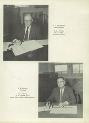 Page 15, 1956 Edition, Waxahachie High School - Chief Yearbook (Waxahachie, TX) online yearbook collection