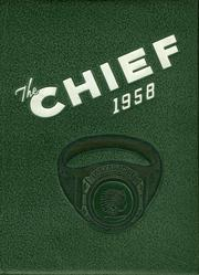 Page 1, 1958 Edition, Waxahachie High School - Chief Yearbook (Waxahachie, TX) online yearbook collection