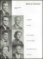 Page 16, 1958 Edition, Waxahachie High School - Chief Yearbook (Waxahachie, TX) online yearbook collection