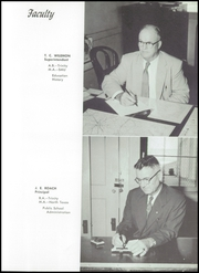 Page 17, 1958 Edition, Waxahachie High School - Chief Yearbook (Waxahachie, TX) online yearbook collection