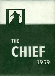 1959 Edition, Waxahachie High School - Chief Yearbook (Waxahachie, TX)