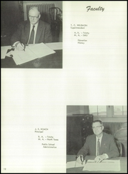 Page 16, 1959 Edition, Waxahachie High School - Chief Yearbook (Waxahachie, TX) online yearbook collection