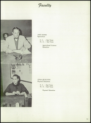 Page 17, 1959 Edition, Waxahachie High School - Chief Yearbook (Waxahachie, TX) online yearbook collection