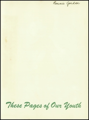 Page 3, 1959 Edition, Waxahachie High School - Chief Yearbook (Waxahachie, TX) online yearbook collection